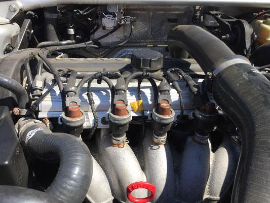 snelle gas auto TD-BB-72