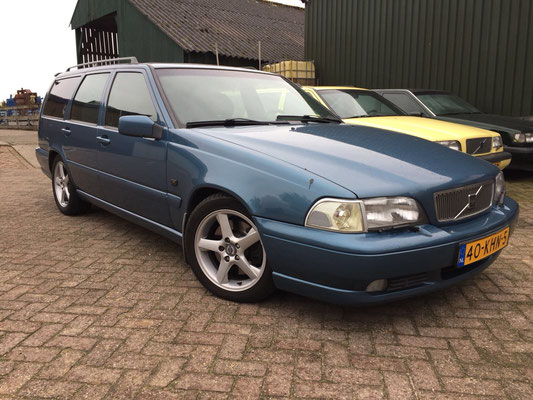 Volvo V70 T-5