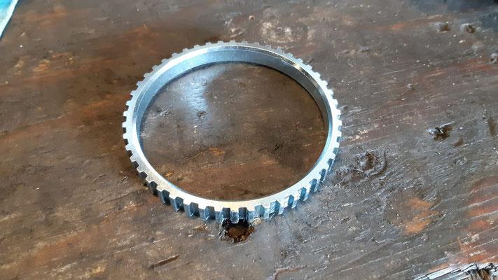 Nieuwe ABS ring