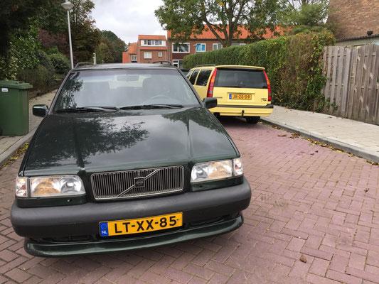 Volvo 850 T-5R Groen