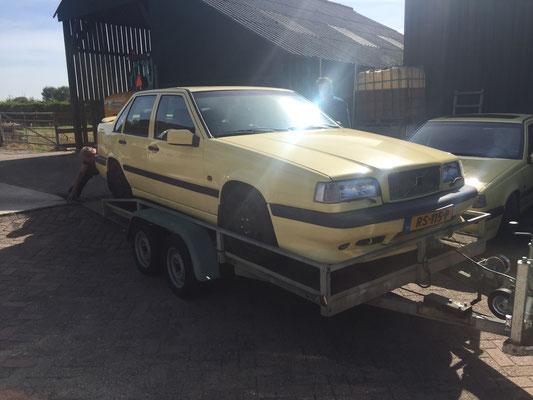 Volvo Zweedse import
