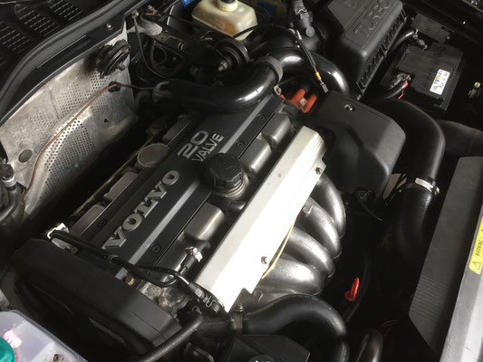 volvo 850 T-5R zwart