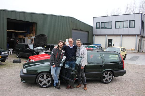 Gefeliciteerd Nico met de mooiste T-5R van Nederland (of europa of.....)