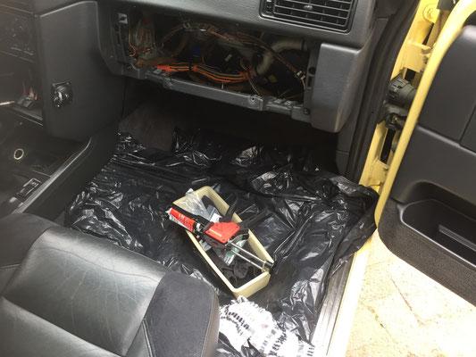 Dashboard reparatie