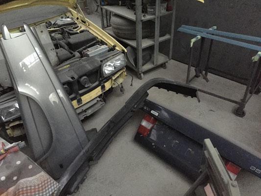 Volvo 850 restaurateur