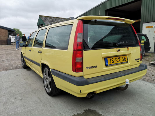850 T-5R Cream Yellow