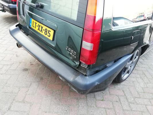 Volvo 850 T-5R Groen schade