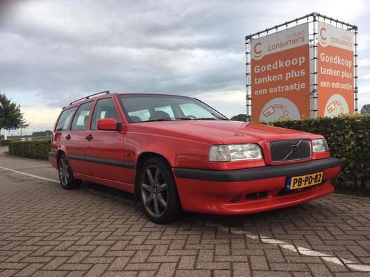Nordschleife Volvo 850 T-5R BTC Volvo
