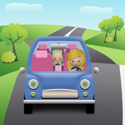 En voiture Lulu !