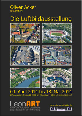 Ausstellung vom 4. April-18. Mai 2014