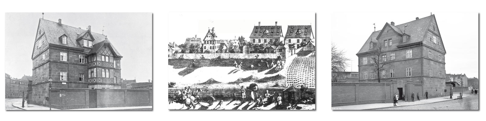 Nützel Schloss, Rothenburger Straße