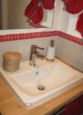 Salle de bain Montpellier - Décor Zé Âme