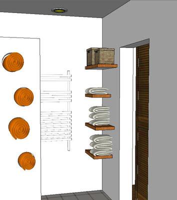 Projet salle de bain - Décor Zé Âme