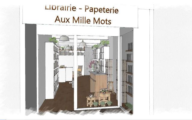 Librairie montpellier