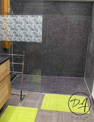 Carrelage salle de bain - Décor Zé Âme
