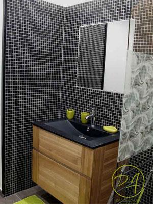 Meuble de salle de bain - Décor Zé Âme