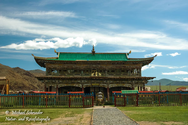Kloster Erdene Zuu