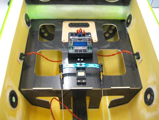 """RC-Verbindung (MPX) Rumpf/Tragfläche sowie Weiche und Steckungsverstärkungen """"Montiert"""""""