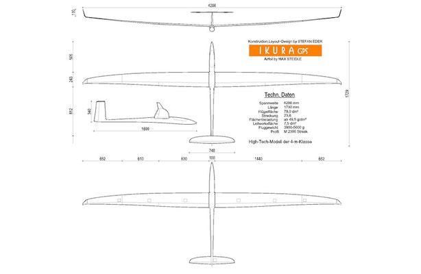 "Technikblatt IKURA GPS ""AeroTec"""