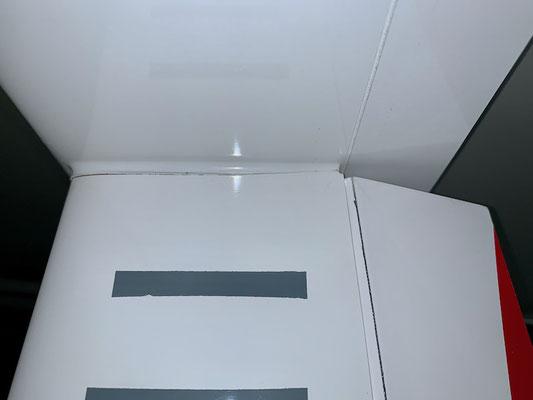 "Rumpf, Höhenleitwerks-EWD-Korrekturadapter (0-1mm) ""Montiert"""