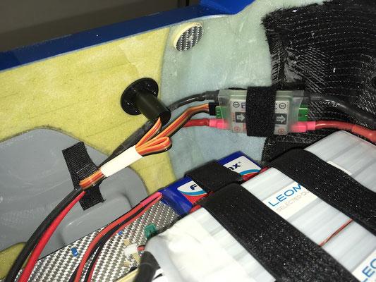 Emcotec SafetyPowerSwitch mit Tankverschluss-Schaltgeber