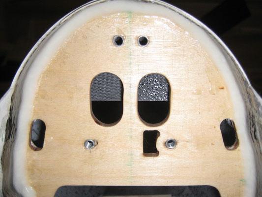 """Detail Impeller-Rumpfspant (Vorderansicht) """"Montiert"""""""
