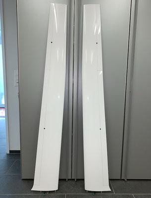 "Fertige Innen-Tragflächen ""Oberseite"""