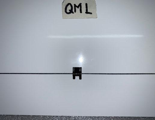 """Tragflächen, Querruder (Mitte)-Servo und IDS-Anlenkung """"Montiert"""""""