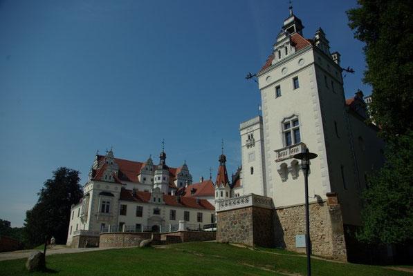 Schloss Boitzenburg (Foto: Lina Hoffmann).