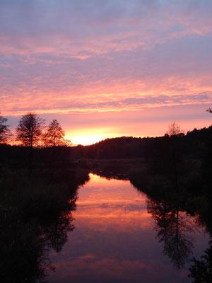 Templiner Kanal Wiesenhof.