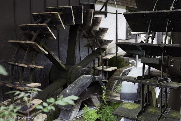 Ölmühle bei Simonswald