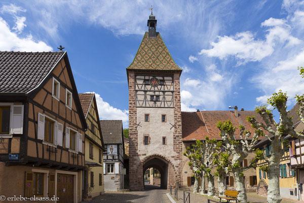 Oberer Turm in Bergheim