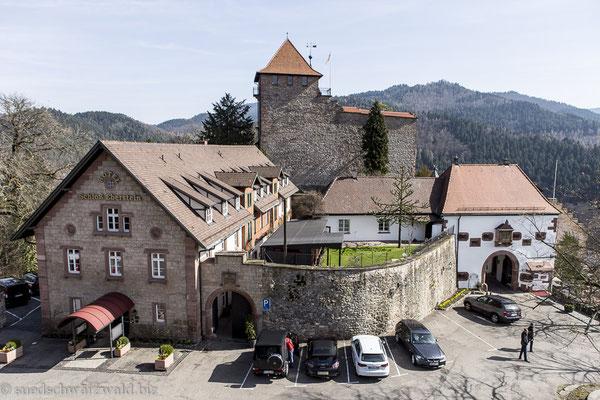Schloss Eberstein am Sagenweg