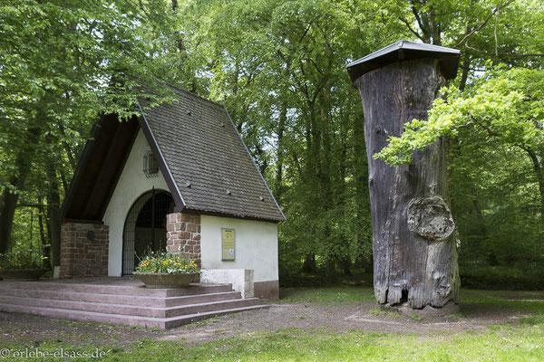 Denkmal der Großen Eiche von Hagenau