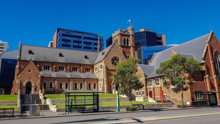 eine andere schöne Kirche in Perth ;-)