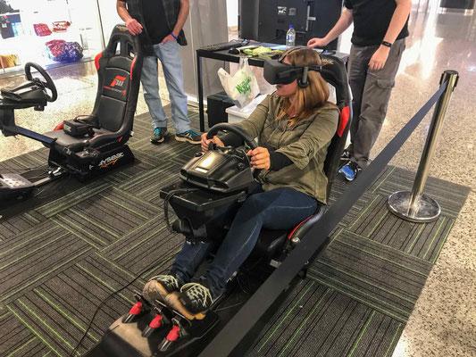 VR-Gaming mit unseren Delica-Freunden