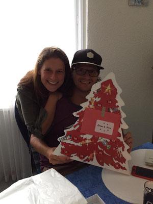 richtige Weihnachten mit unseren Familien