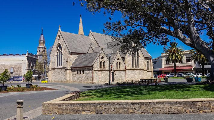 auch hier gibt es schöne Kirchen...