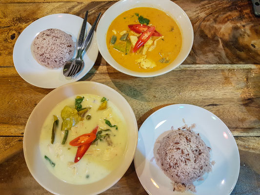 Yummy, Curry!