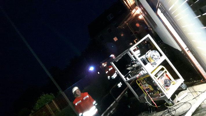 Unwetter 31.06.2016 Salzgitter Überflutet Starkregen Unwetter Chaos in Salzgitter Starker Regen Überflutung in Lebenstedt Bleckenstedt Hallendorf Wasser Thiede Bad Engelnstedt Beddingen