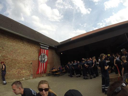 Feuerwehr Bleckenstedt Salzgitter Wahler Feuerwehrmarsch 2016