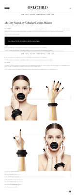 ONLYCHILD - nobahardesign milano contemporary design jewelries