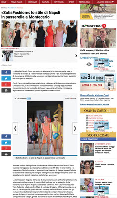 Nobahar design milano contemporary jewelries on il mattino, montecarlo