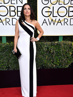 JULIA LOUIS-DREYFUS in chopard