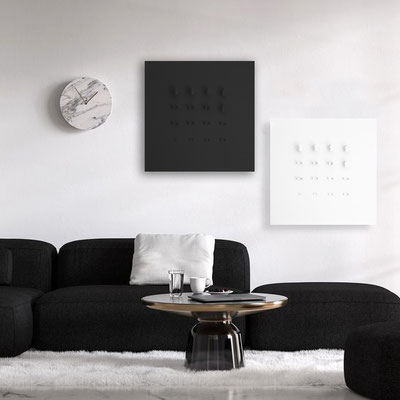 Nobahar-Design-Milano-Contemporary-3dPrinted-artwork-wallpanel-interiordesign