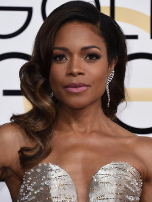 NAOMIE HARRIS in Tiffany & Co.