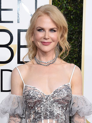 NICOLE KIDMAN in Fred Leighton