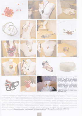 The Rebirth Of Lotus Bracelet by Nobahar Design Milano, contemporary jewelries, on ExpoArt magazine