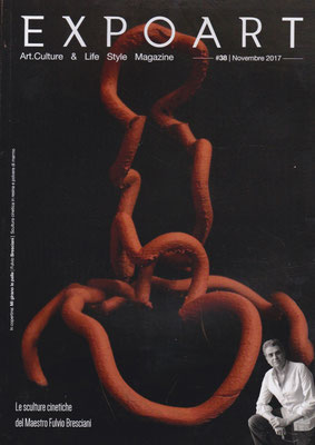 ExpoArt magazine cover
