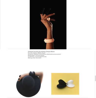 Nobahar design milano contemporary jewelries on alwaysupportalent website